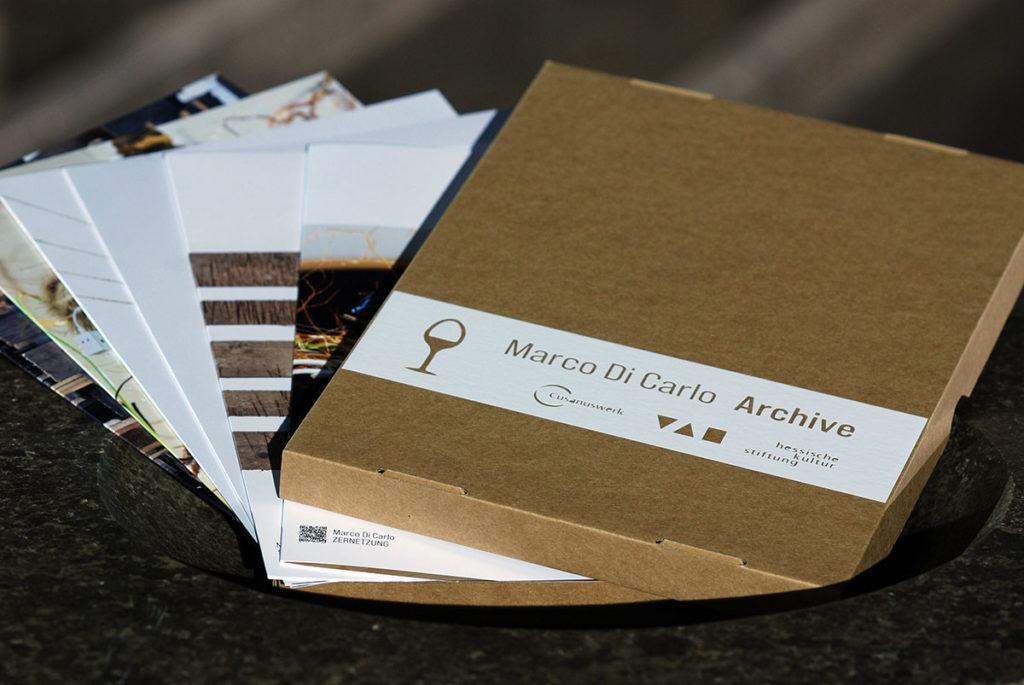 Marco Di Carlo - Katalog - Archive Box - 08