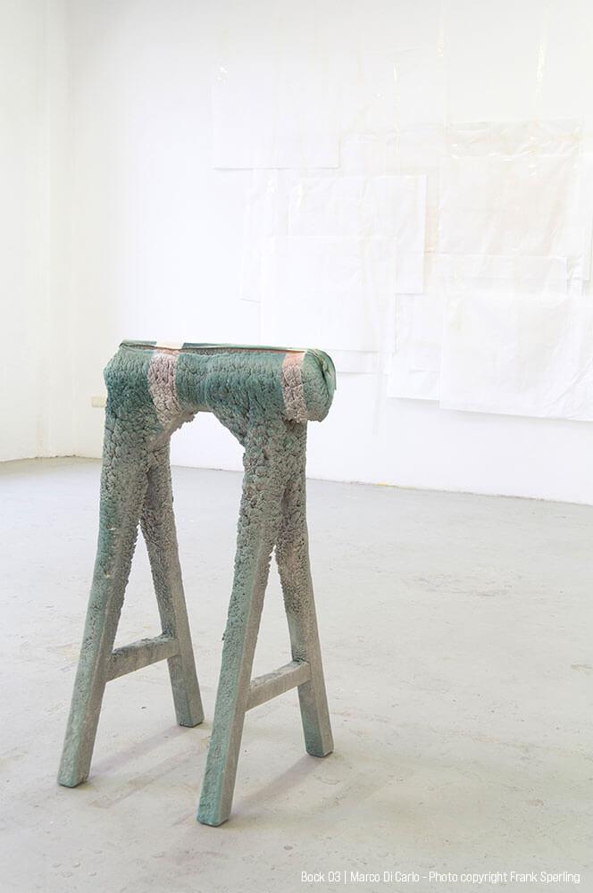 Marco Di Carlo - Sculpture - Bock 03 - Photo copyright © Frank Sperling