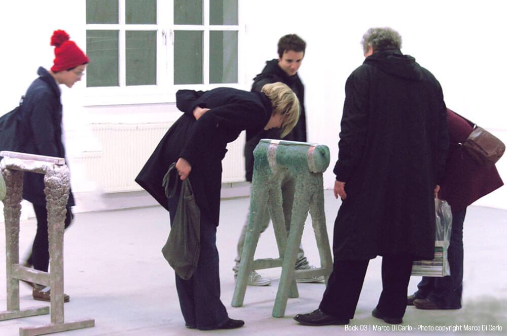 Marco Di Carlo - Sculpture - Bock 03 - Photo copyright © Marco Di Carlo