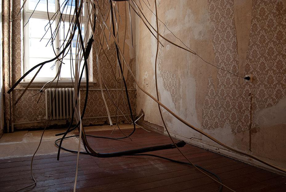 Marco Di Carlo - Broken Link - Installation - Photo 02 copyright - Marco Di Carlo