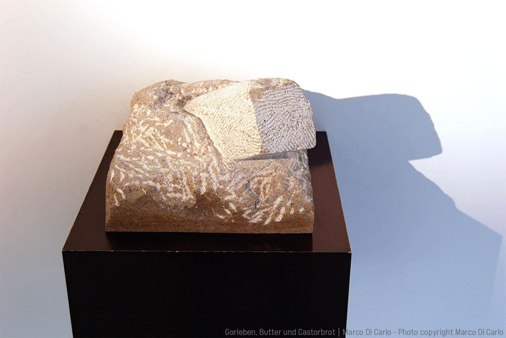 Marco Di Carlo - Sculpture - Gorleben Butter und Castorbrot - Photo copyright Marco Di Carlo