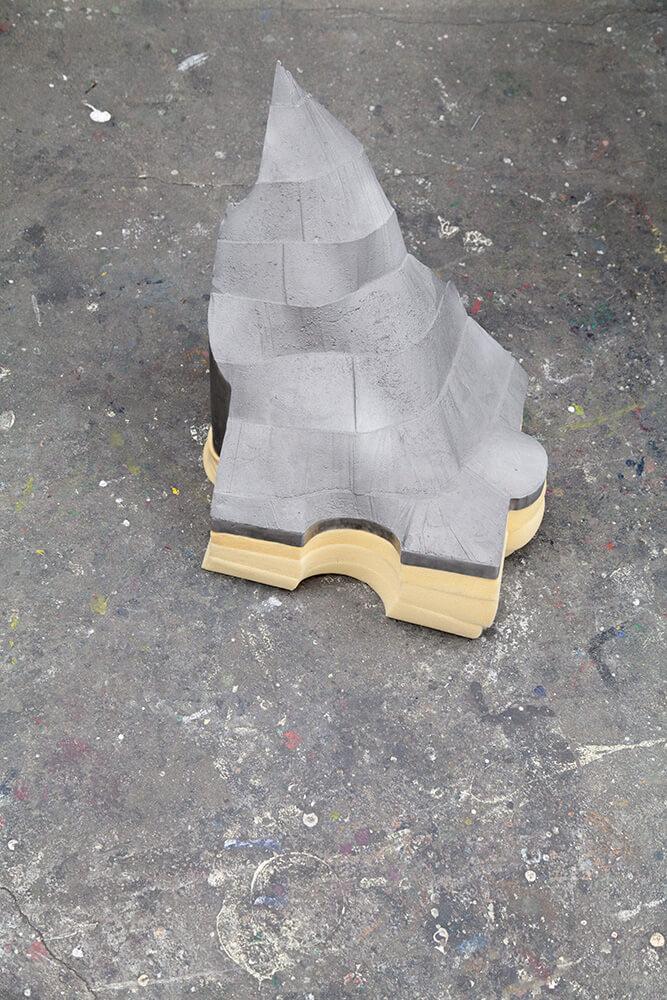Marco Di Carlo - Sculpture - Viertel Berg - Photo copyright © Frank Sperling