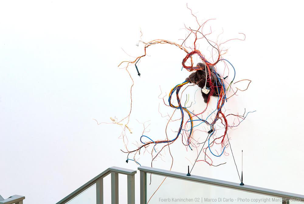 Marco Di Carlo - Sculpture - Foerb Kaninchen 02 - Photo copyright © Marco Di Carlo